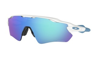 Oakley RADAR® EV PATH™ Polished White Prizm Sapphire