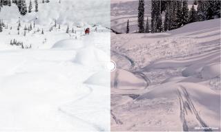 Oakley Fall Line - zorník Prizm Snow Sapphire Iridium č.2