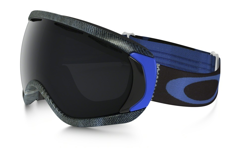 Oakley Canopy Aberdeen White Blue Dark Grey