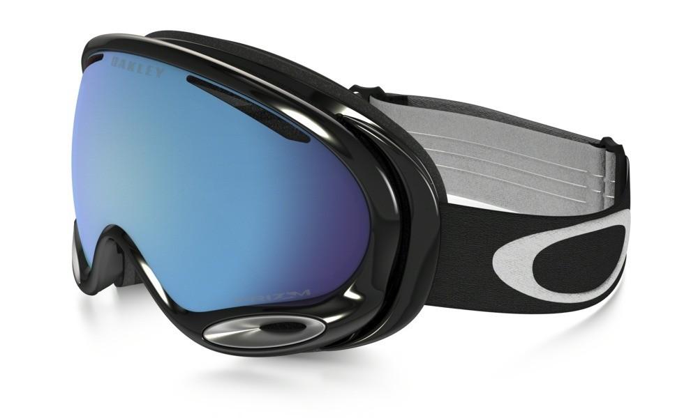 Oakley A-Frame 2,0 Jet Black Prizm Sapphire Iridium