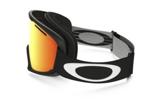 Oakley O2 XM Matte Black Fire Iridium č.4