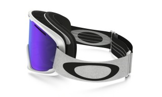 Oakley O2 XM Matte White Violet Iridium č.4