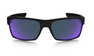 Oakley Twoface Matte Black Violet Iridium č.2