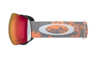 Oakley Flight Deck - Sharkskin Orange Prizm Snow Torch Iridium