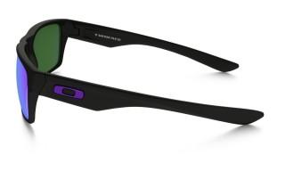 Oakley Twoface Matte Black Violet Iridium č.4