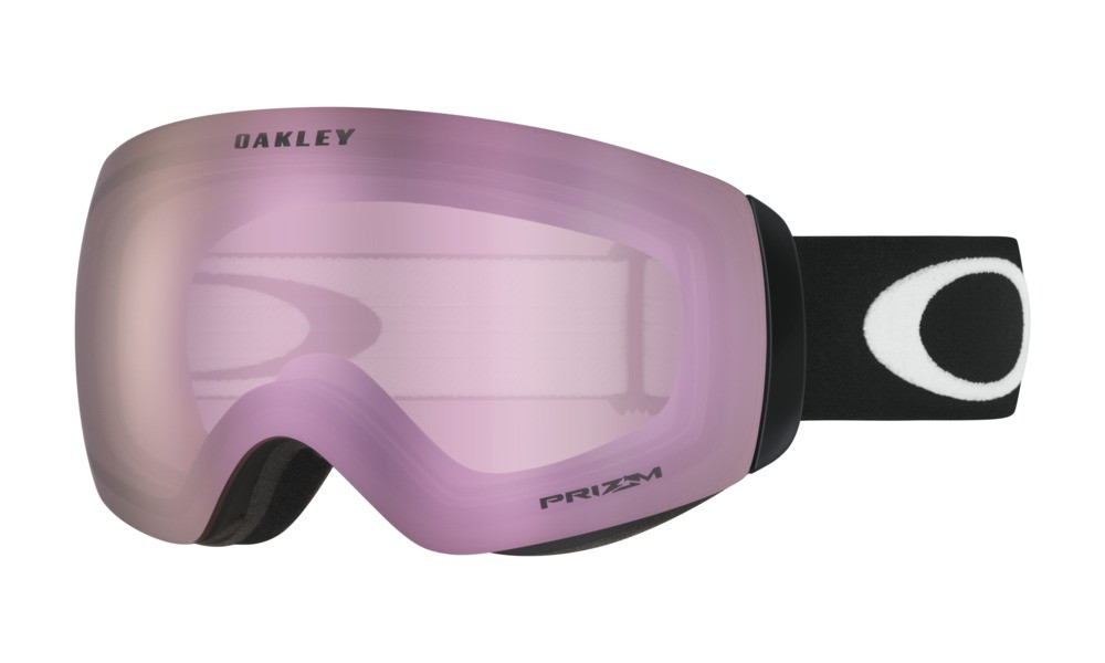 Oakley Flight Deck XM Matte Black / Prizm HI Pink Iridium