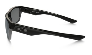 Oakley Twoface Polished Black Black Iridium Polarized č.4