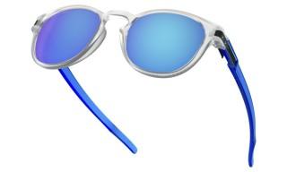 Matte Clear / Prizm Sapphire