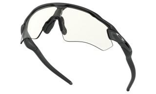 Steel / Clear To Black Photochromic