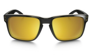 Oakley Holbrook Polished Black Shaun White 24K Iridium č.2