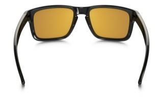 Oakley Holbrook Polished Black Shaun White 24K Iridium č.3