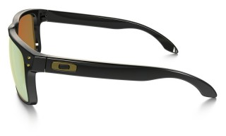 Oakley Holbrook Polished Black Shaun White 24K Iridium č.4