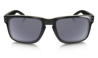 Oakley Holbrook Polished Black Grey Polarized č.2