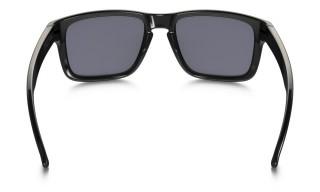 Oakley Holbrook Polished Black Grey Polarized č.3