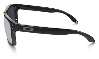 Oakley Holbrook Polished Black Grey Polarized č.4