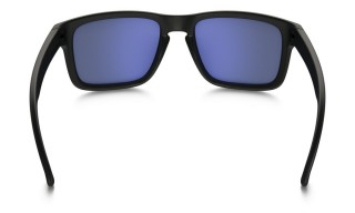 Oakley Holbrook Matte Black Ice Iridium Polarized č.3