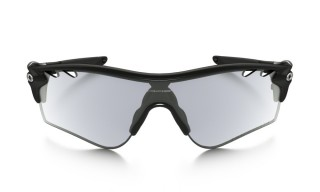 Oakley Radarlock Polished Black Clear Blk Irid Photo Activated č.2