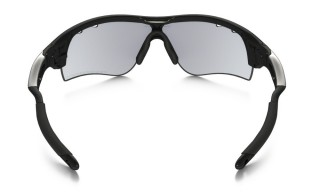Oakley Radarlock Polished Black Clear Blk Irid Photo Activated č.3