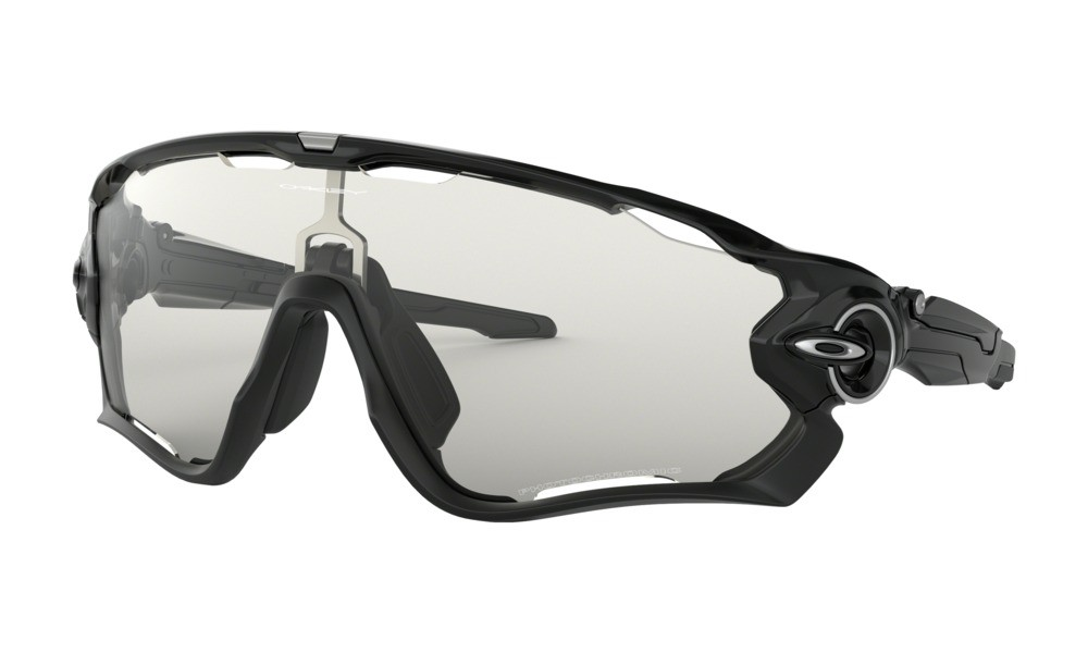 Oakley Jawbreaker Polished Black Black Photochromic