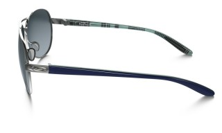 Oakley Feedback Polished Chrome Grey Gradient Polarized č.4