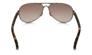 Oakley Feedback Rose Gold VR50 Brown Gradient č.3