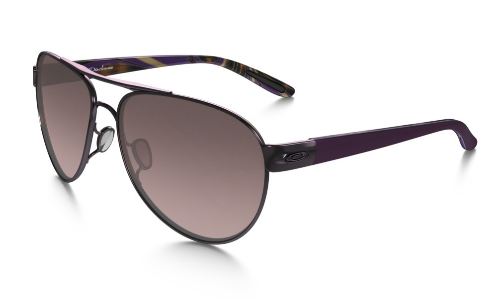 Oakley Disclosure Polished Blackberry G40 Black Gradient