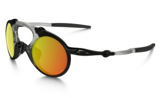 Oakley Madman Dark Carbon Ruby Iridium Polarized č.1