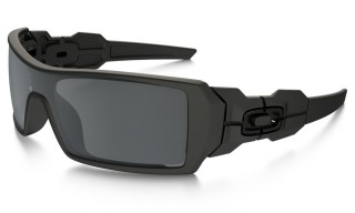 oakley matt black