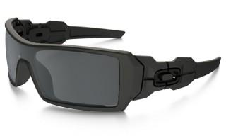 oakley matt black