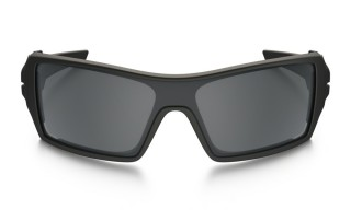 Oakley Oil Rig Matte Black Black Iridium č.2