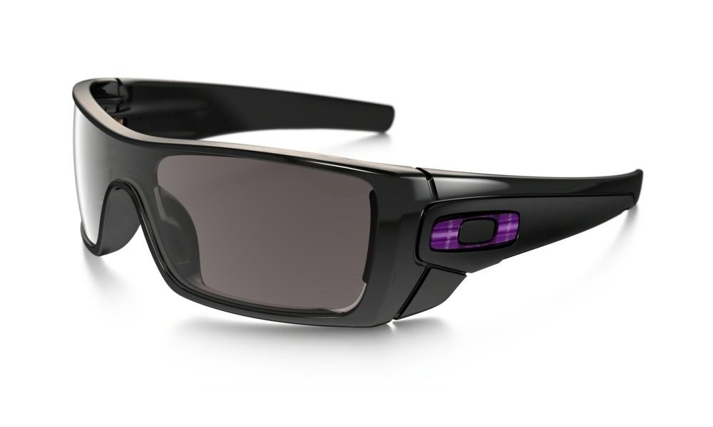Sluneční brýle Oakley Batwolf Polished Black Warm Grey