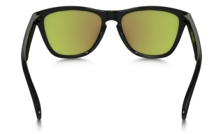 Oakley Frogskin Polished Black (VR/46) Fire Iridium č.3