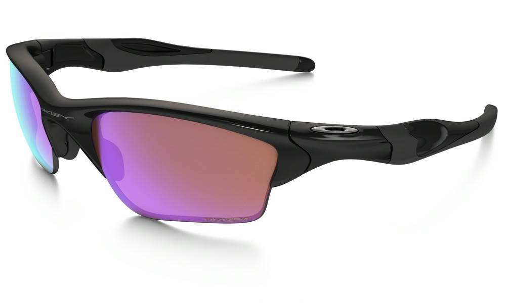 Oakley Half Jacket 2.0 XL Polished Black Prizm Golf