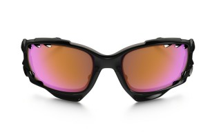 Oakley Racing Jacket Polished Black Prizm Trail č.2