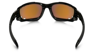 Oakley Racing Jacket Polished Black Prizm Trail č.3