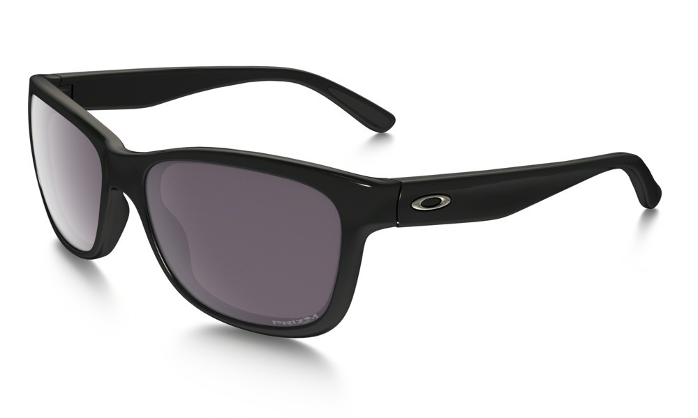 Oakley Forehand Polished Black Prizm Daily Polarized
