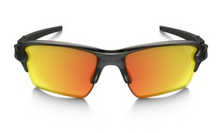 Oakley Flak 2.0 XL Matte Grey Smoke Fire Iridium Polarized č.2