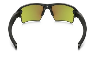 Oakley Flak 2.0 XL Matte Grey Smoke Fire Iridium Polarized č.3