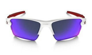 Oakley Flak 2.0 XL Polished White Positive Red Iridium č.2
