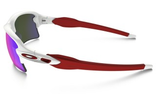 Oakley Flak 2.0 XL Polished White Positive Red Iridium č.4