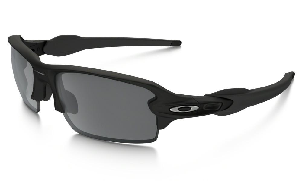 Oakley Flak 2.0 Matte Black Black Iridium