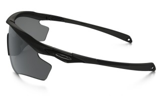 Oakley M2 Frame XL Polished Black Black Iridium Polarized č.4