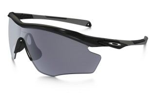 Oakley M2 Frame XL Polished Black Gray č.1