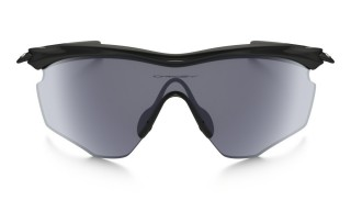 Oakley M2 Frame XL Polished Black Gray č.2