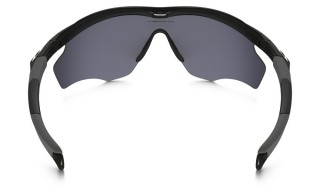 Oakley M2 Frame XL Polished Black Gray č.3