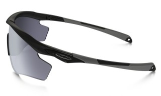 Oakley M2 Frame XL Polished Black Gray č.4