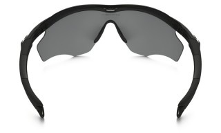 Oakley M2 Frame XL Polished Black Black Iridium č.3