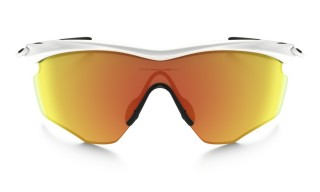 Oakley M2 Frame XL Polished White Fire Iridium č.2