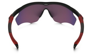 Oakley M2 Frame XL Polished Black Prizm Road č.3