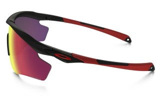 Oakley M2 Frame XL Polished Black Prizm Road č.4